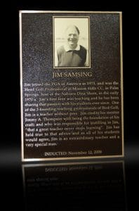 Cast Bronze Portrait Plaque with Metal Photo Samsing